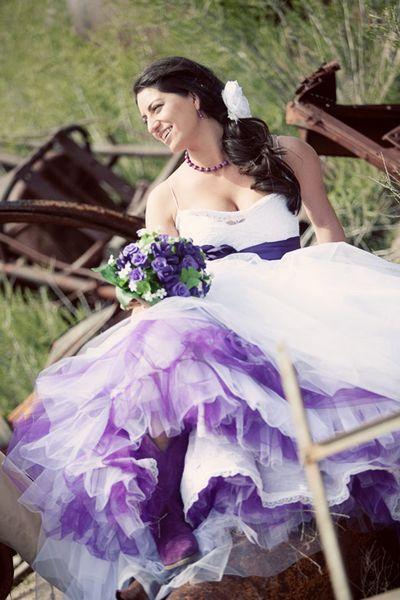 Best 20 Purple wedding dresses ideas on Pinterest Purple
