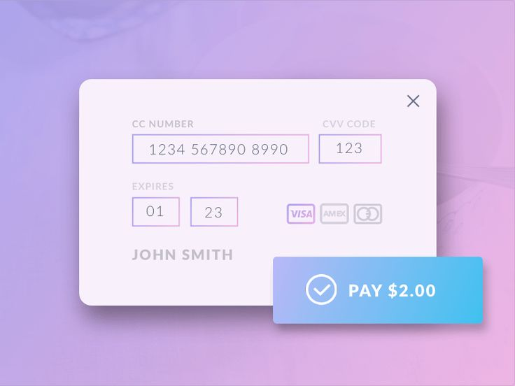 Best UxUi  Credit Card Checkout Images On   Credit