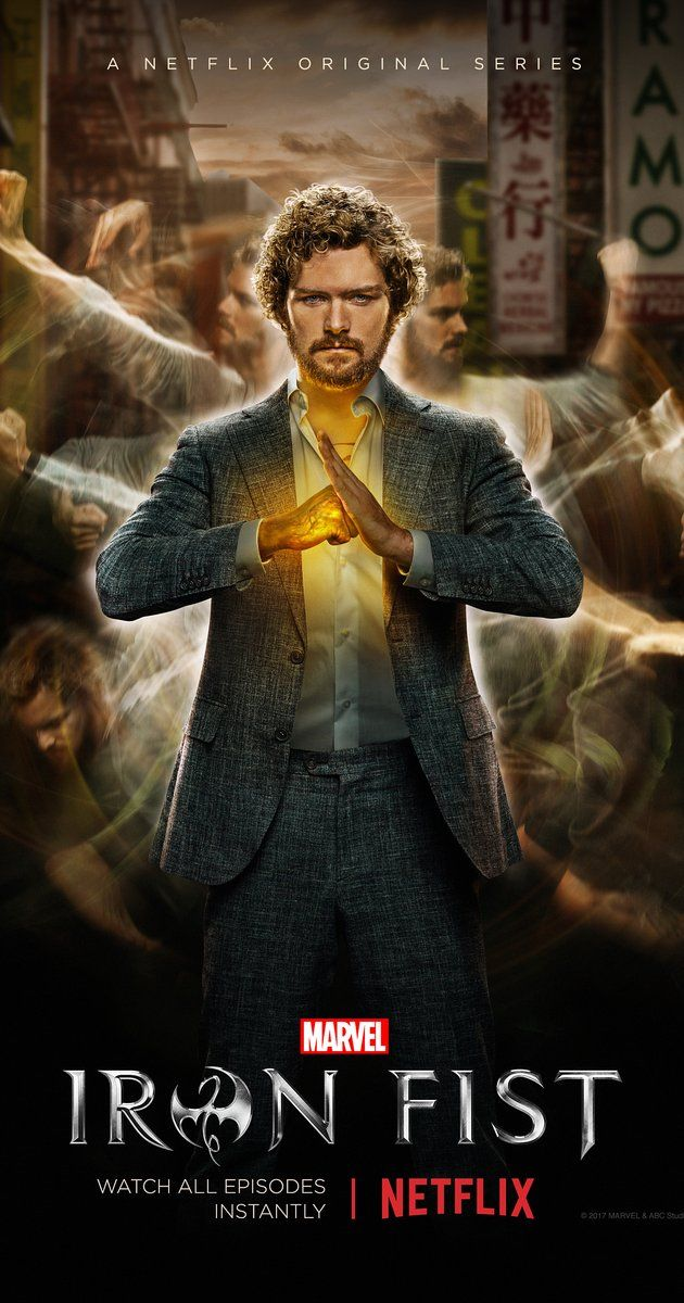 Created by Scott Buck.  With Finn Jones, Jessica Henwick, Jessica Stroup, Tom Pelphrey. A young man is bestowed with incredible martial arts skills and a mystical force known as the Iron Fist.