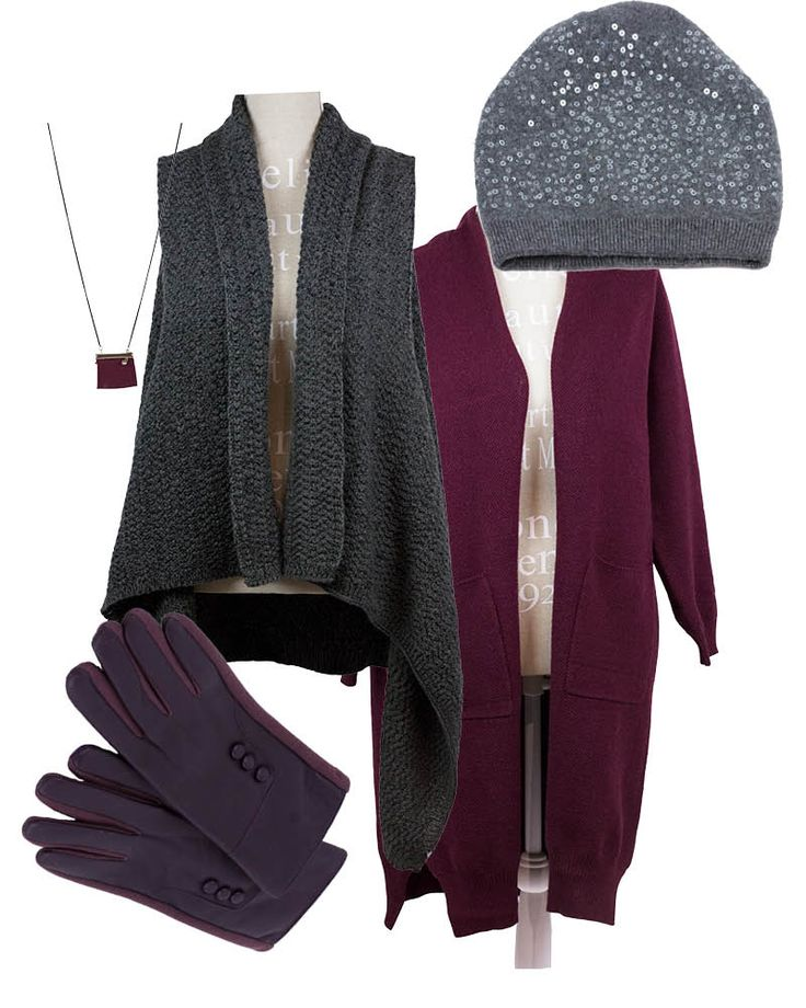 Plum pop - Wholesale winter scarves, capes, vests, winter hats, gloves and mittens. https://www.simiaccessories.com/7-wholesale-winter-accessories