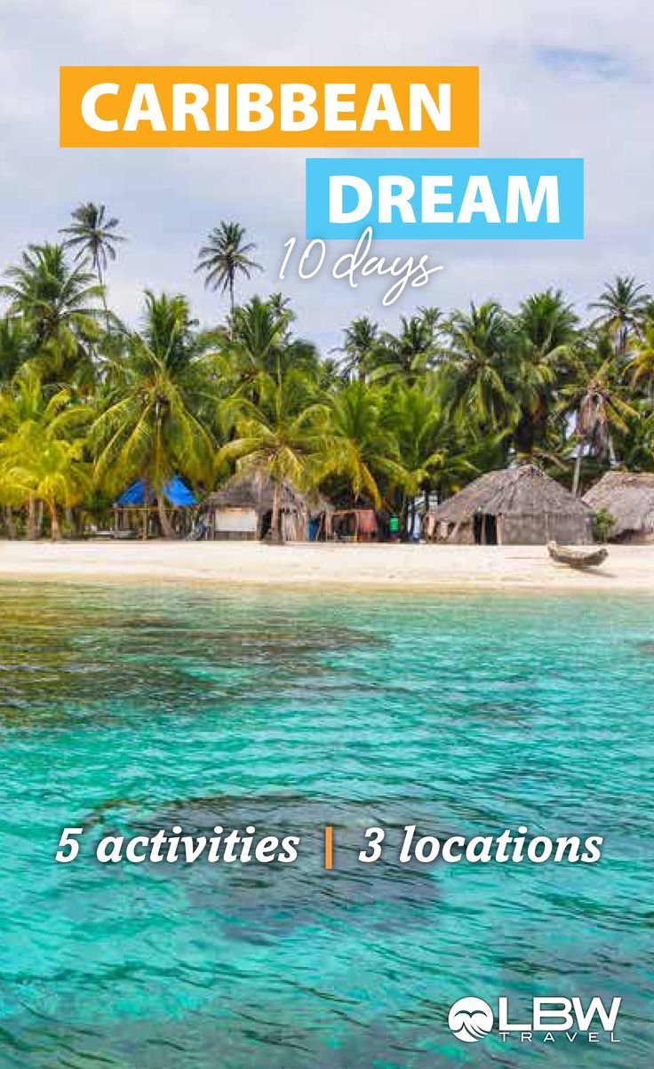 Limited spots available. 7 day Caribbean Dream tour from Life Before Work Travel ✈. For 18 to 30 year olds. Fun, easy-going leaders guide you through moments you'll remember for the rest of your life including a Surfing, Catamaran Tour, Jaguar Rescue Centre, and more. Experiences have been tried and tested to ensure the best Costa Rica and Panama locations. Activities, accommodation, and transportation included. Visit our website for experiences, and book your tour date early to save!