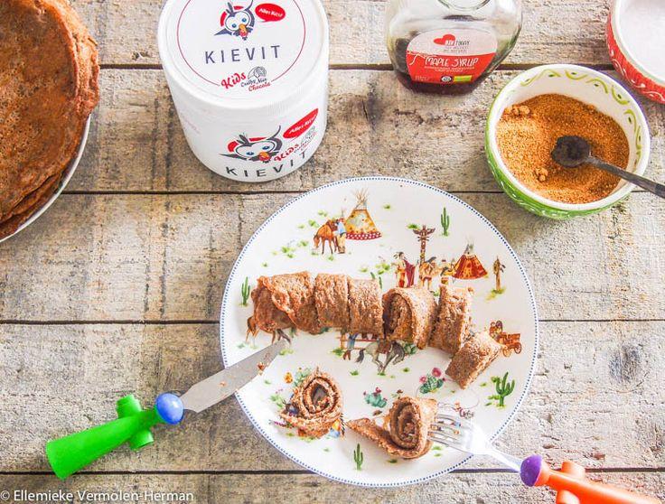 Healthy Pancakes - Ellemieke - Ellemieke Vermolen Fotomodel Actrice Gezondheid Kookboek