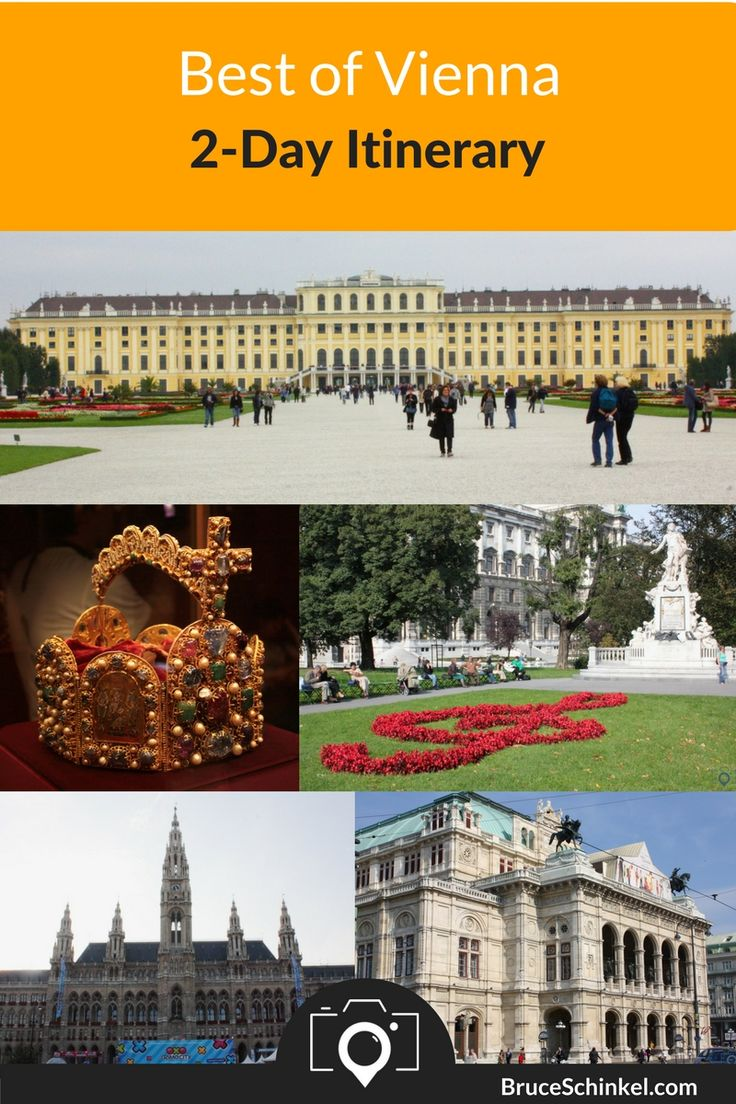 Have you ever visited a city and just knew you'd need to spend more time there?  We immediately fell in love with Vienna and can't wait to return for an extended stay! Come along for our Vienna 2 Day Itinerary as we explore this beautiful old city ... | best things to do in Vienna | Vienna map | Vienna walking tour |