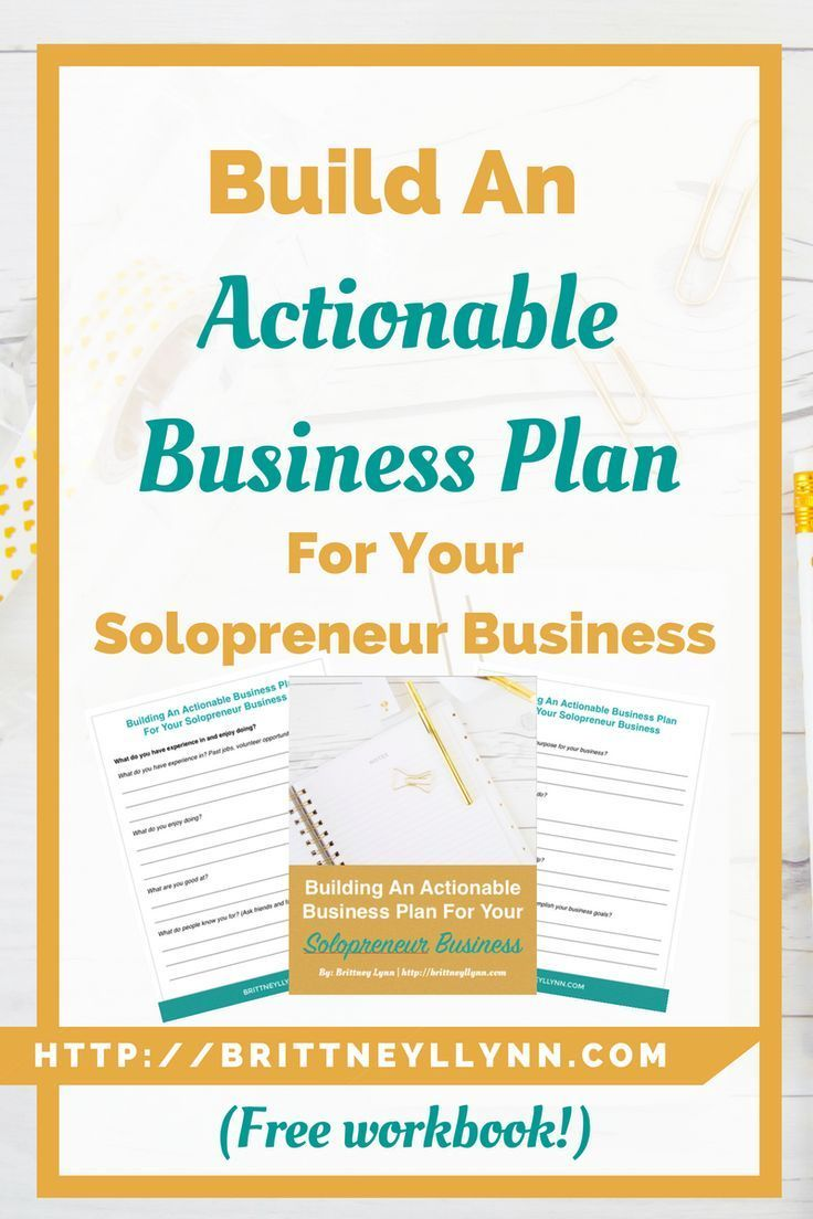 best ideas about small business plan template build an actionable business plan for your solopreneur business this is for all of the