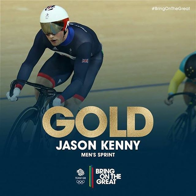 We knew Team GB were going to be in the medals...what we didn't know was the…