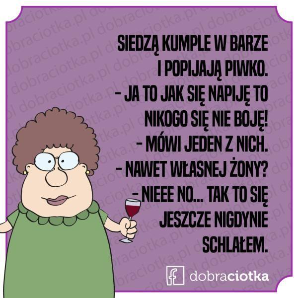 DobraCiotka.pl - Śmieszne obrazki Dobrej Ciotki. Humor i rozrywka na najwyższym poziomie :) Dobra Ciotka POLECA!
