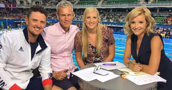 Twitter Went Into Meltdown Yesterday Over Helen Skeltons Revealing Olympics Outfit