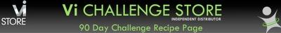 90 Day Challenge   Visalus Recipes