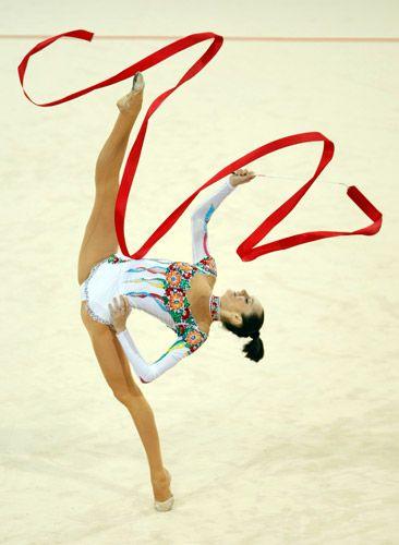 ♔ Rhythmic Gymnastic