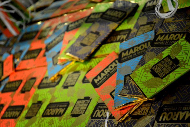 Marou faiseurs de chocolat, vietnamesisk choklad med endast kakao och rörsocker: http://beriksson.net/vara-varumarken/marou
