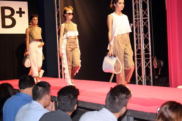 Modelos Pasarela Barreira 2015 Adrián Cubero Quesada, colección Pentalpha