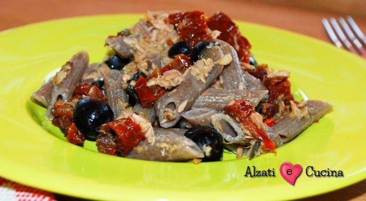 Pasta con pomodori secchi e tonno, la storia di Antonio