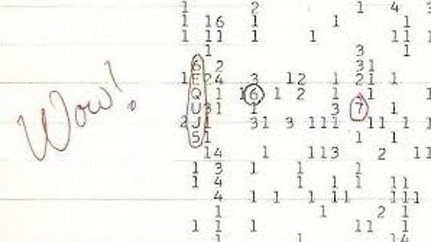La historia es muy conocida. La noche del 15 de agosto de 1977, el investigador Jerry Ehman hacía guardia en el Observatorio Big Ear de la Universidad Estatal de Ohio (EE.UU.) cuando detectó una ex…