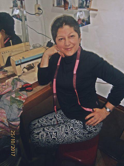 modamaria: salón de costura ..imágenes