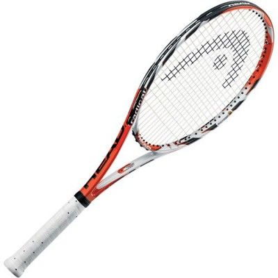 Raquete de Tênis Head Micro Gel Radical MP Strung Tennis Racquet without Cover (4.375) #Raquete de Tênis #Head