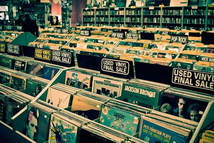 Got a record player? Now you need vinyl! Take a look at the Top 10 best vinyl records on sale today! Updated daily - Record Players Reviewed.