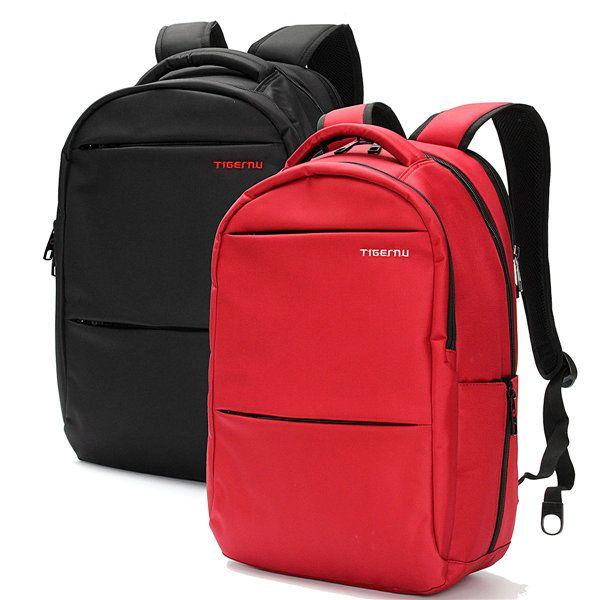 TigerNU T-B3032 15.6 Inch Laptop Tablets Shoulder Backpack Waterproof Bag for Business Student Sale - Banggood.com