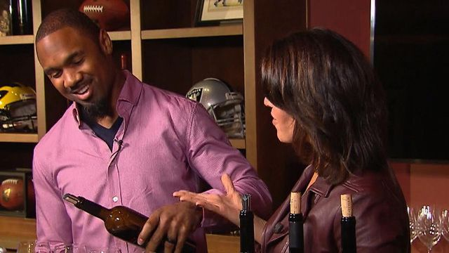 In California, a Super Bowl kickoff with Cabernet - CBS News