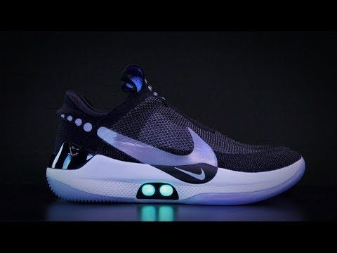 Hands On: Nike Adapt BB self lacing sneaker can be