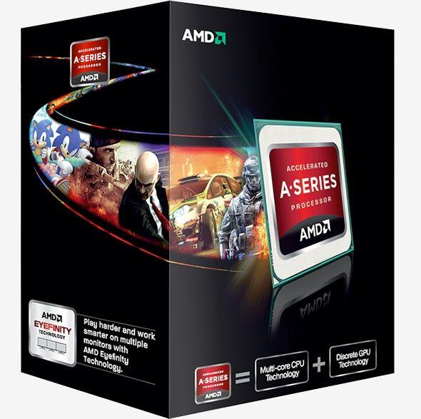 AMD A-series desktop processors get price discounts