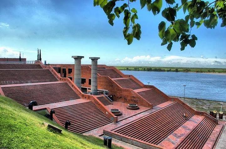 Parque de España, Rosario, Santa Fe. Más info de viajes por Argentina en www.facebook.com/viajaportupais