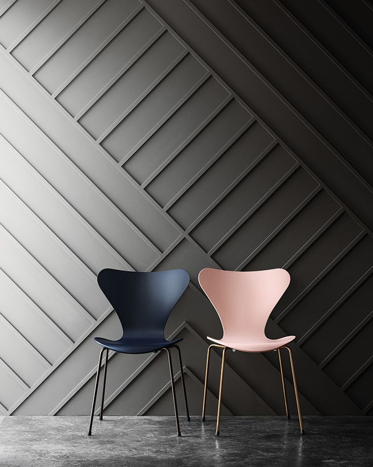 In/Out - OUT/ABOUT: Anniversary Series 7 Chair - Fritz Hansen