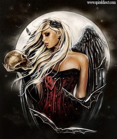 Dark Angel - next tattoo?
