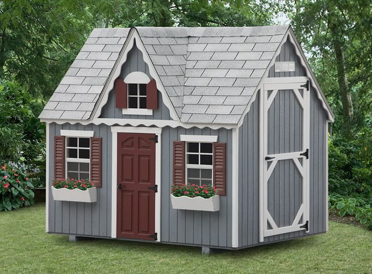 Cheap Wooden Playhouse for Sale | playhouse 8x10 to 8x14 on sale price reflects 5 % discount sale ...