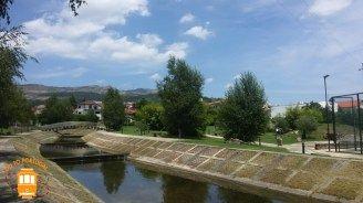 Visit Boticas and discover the beautiful leisure park Ribeiro de Fontão.