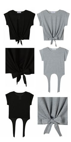 Wardrobe essentials - black and gray Only $7.99 For latest fashion clothes visit us @ http://www.zoeslifestylefashion.com/clothing/