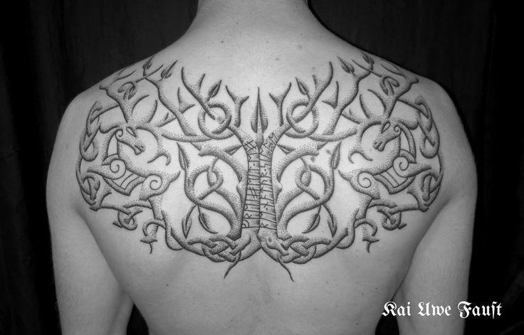 les 109 meilleures images du tableau skin of the north sur pinterest tatouages vikings. Black Bedroom Furniture Sets. Home Design Ideas