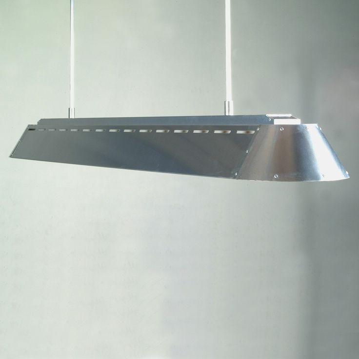 Piet Hein Eek, TL Aluminum Suspension Light