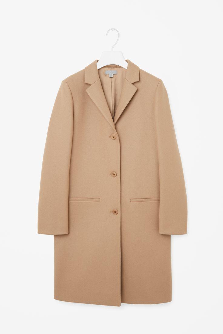 COS × HAY | Tailored wool coat