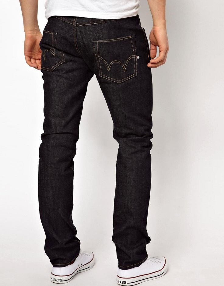Image 3 of Edwin Jeans Relaxed Tapered Fit Selvedge ED-55
