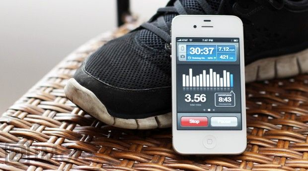 Best iPhone apps for running and jogging