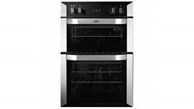 Belling 90cm Stainless Steel Double Oven