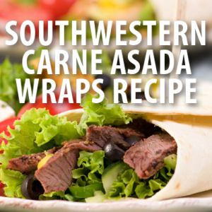 Sunny Anderson shared her Southwestern Carne Asada Wraps Recipe with Wendy Williams as a perfect outdoor grilling recipe to share with your friends.