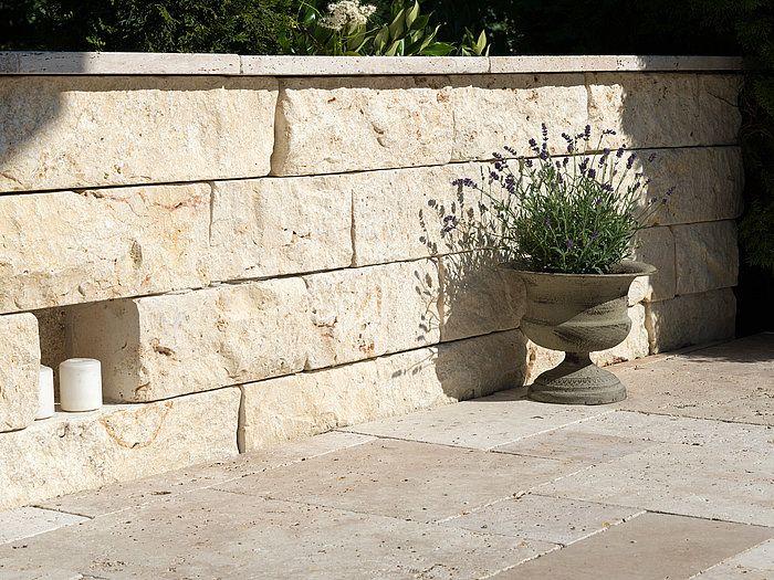Travertinplatten Medium – stonenaturelle | stilvolle Natursteine