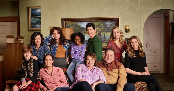 "'Roseanne' Season 10 Review: Scant On Jokes And Stuck In The 90s  ||  Mar 9, 2018 @ 12:00 AM 'Roseanne' Season 10 Review: Scant On Jokes And Stuck In The 90s Opinions expressed by Forbes Contributors are their own. ABC/Robert Trachtenberg ROSEANNE - ABC's ""Roseanne"" stars Ames McNamara as Mark, Sara Gilbert as Darlene Conner, Laurie Metcalf as Jackie Harris, Emma Kenney as Harris…"