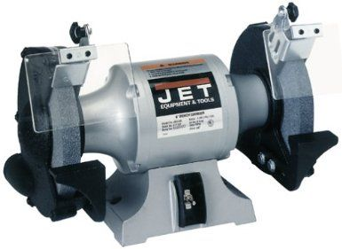 Jet 577102 Jbg 8a 8 Inch Bench Grinder Amazon Com Wood