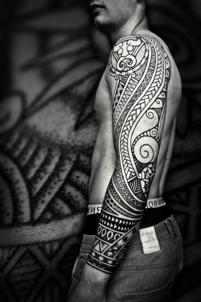 Pin De Vicky Fernandez Solis En Tatuajes Tatuajes Brazo Entero