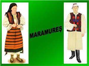 Costum popular zona Maramures