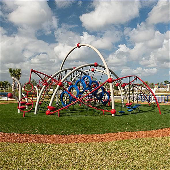 Evos Playgrounds   Commercial Playground Equipment | Landscape Structures