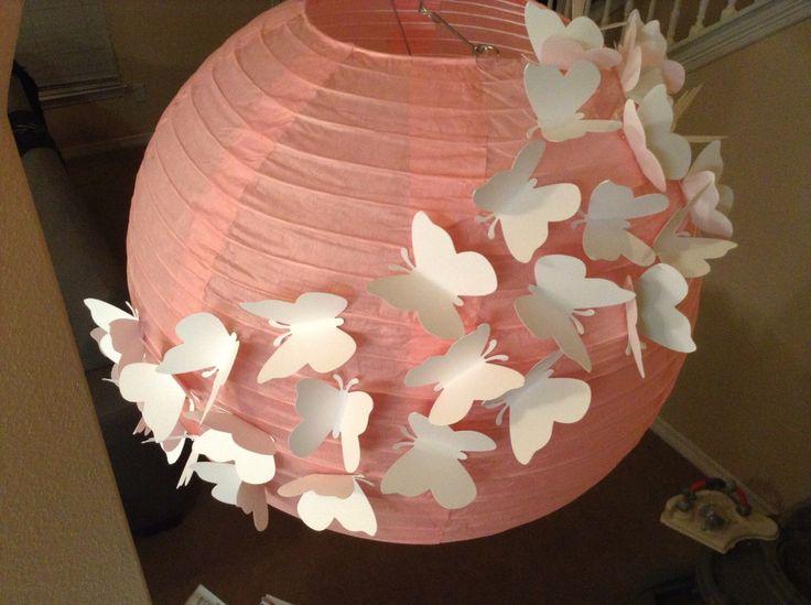 25 best ideas about paper lantern decorations on - Make hanging lanterns ...