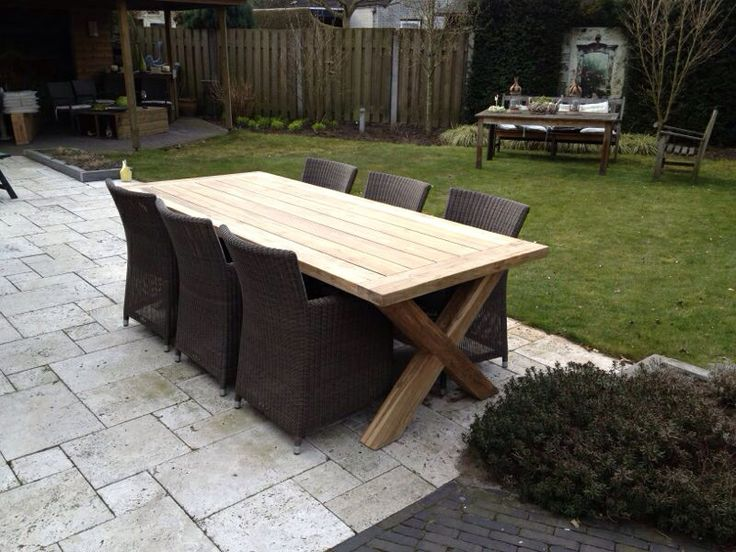 17 best images about tuintafels on pinterest models taupe and teak - Leuningen smeedijzeren patio ...