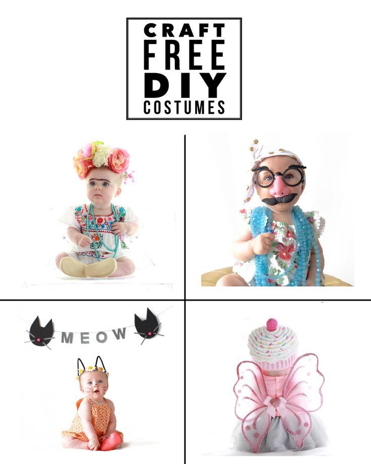 Craft Free DIY Costumes