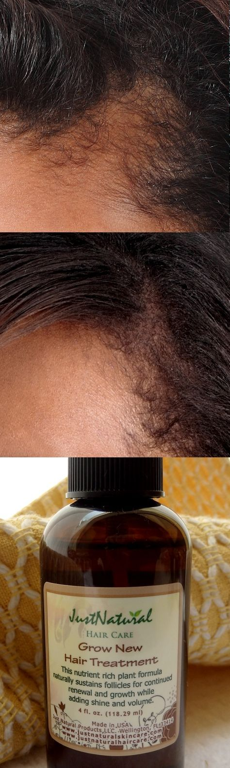 Click here for one simple trick to grow your hair faster