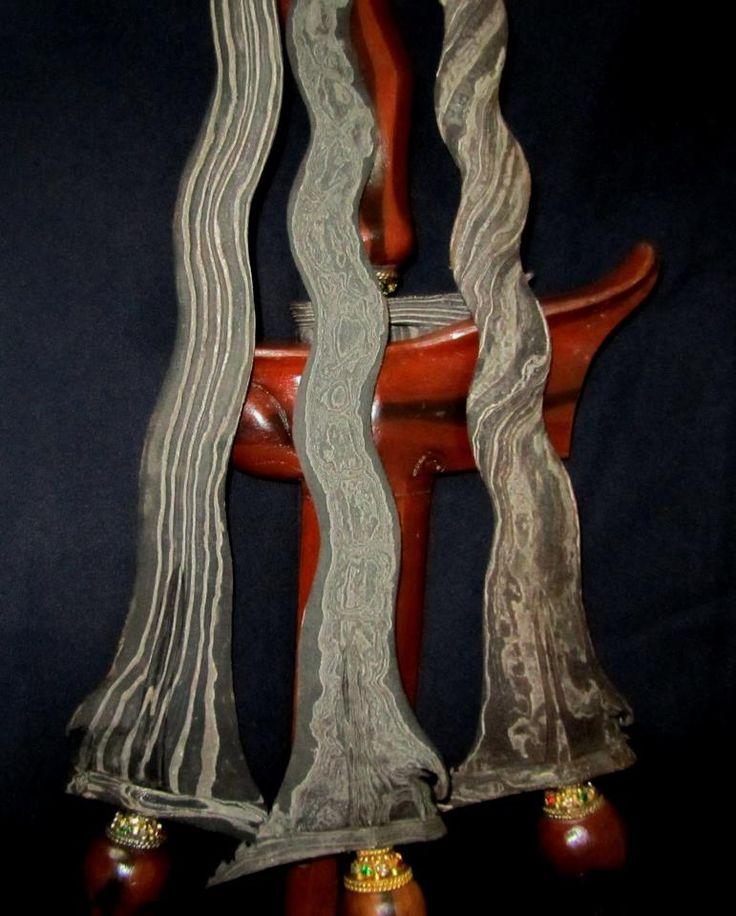 Indonesian Keri blades