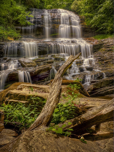 17 Best Images About Waterfalls Southeast Usa On