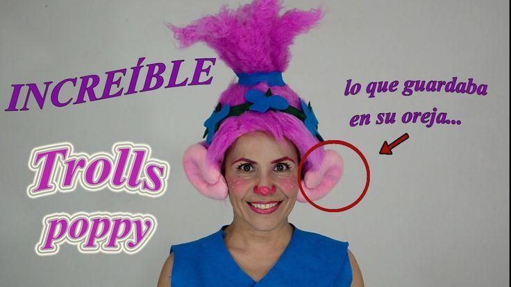 DIY: Poppy - Trolls disfraz